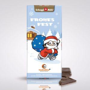 Mainzelmännchen Joyeux Noël