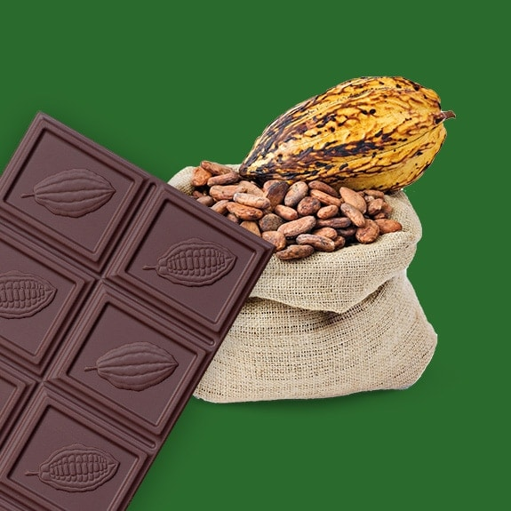 How our chocolate is made
