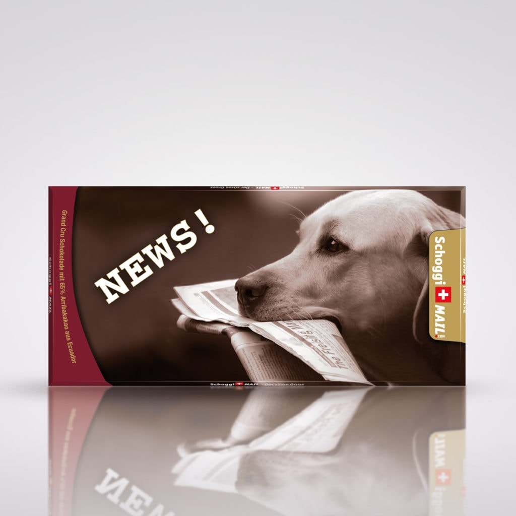 News-Hund