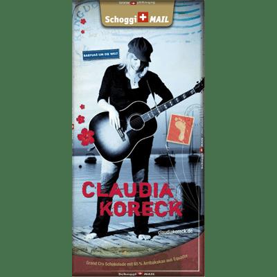 Beispiel Claudi Koreck
